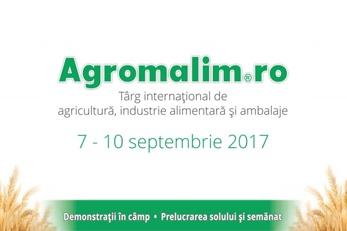 IPSO AGRICULTURĂ PARTICIPĂ LA AGROMALIM ARAD 2017