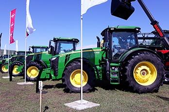 IPSO AGRICULTURĂ LIDER ÎN PIAȚA DE MAȘINI ȘI UTILAJE AGRICOLE PARTICIPĂ LA AGRARIA