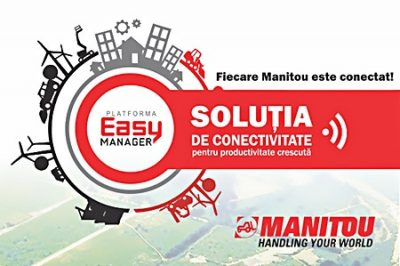 FIECARE MANITOU ESTE CONECTAT!