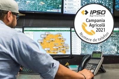 IPSO Agricultură sprijină activitatea fermierilor din timpul campaniei